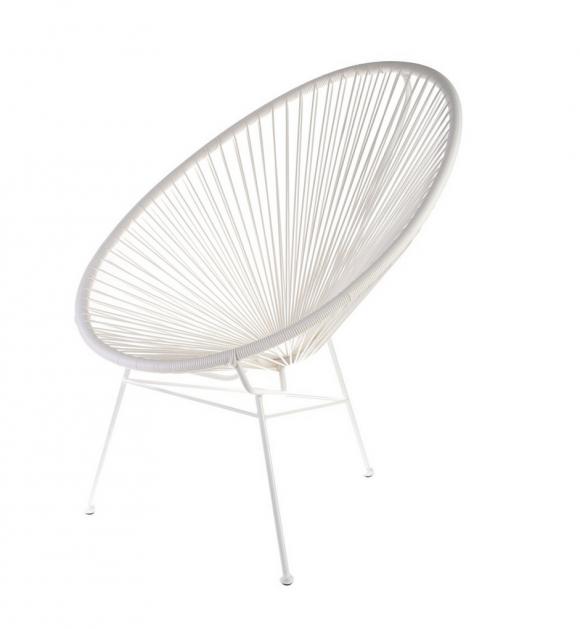 silla acapulco blanca