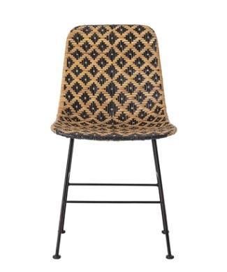 silla ratán