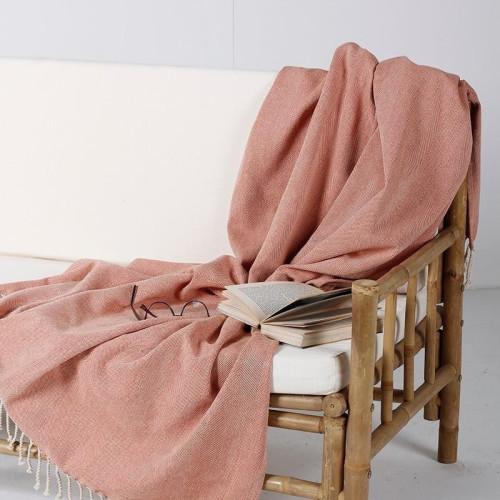 manta-de-algodon-guadalhorce-roja-130x180-cm