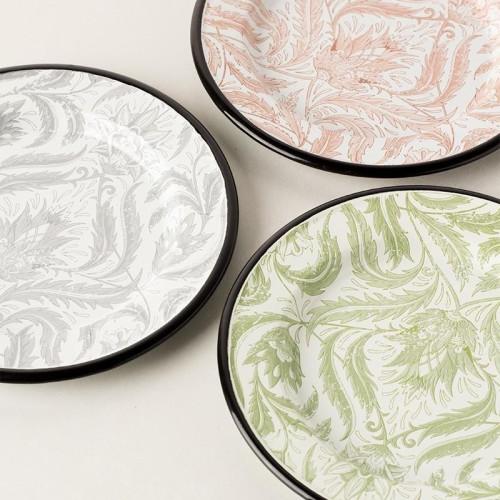 plato-llano-enamel-botanic-o20xh15-cm