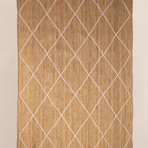alfombra-trenzada-en-yute-natural-dyamo 1