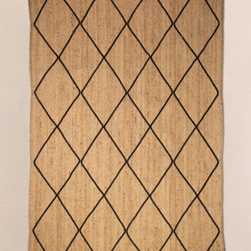 alfombra-trenzada-en-yute-natural-dyamo (1) negro