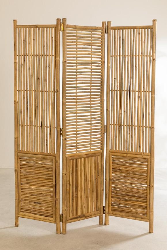 biombo-en-bambu