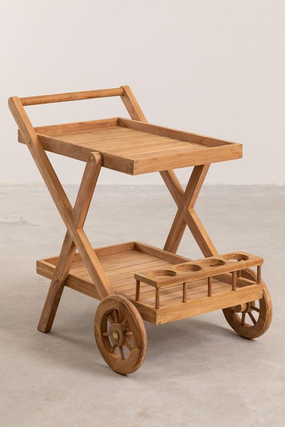 carrito-en-madera-de-teca-